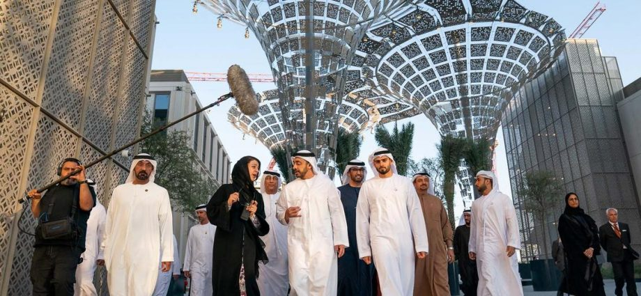 Top 5 areas that the expo 2020 will influence