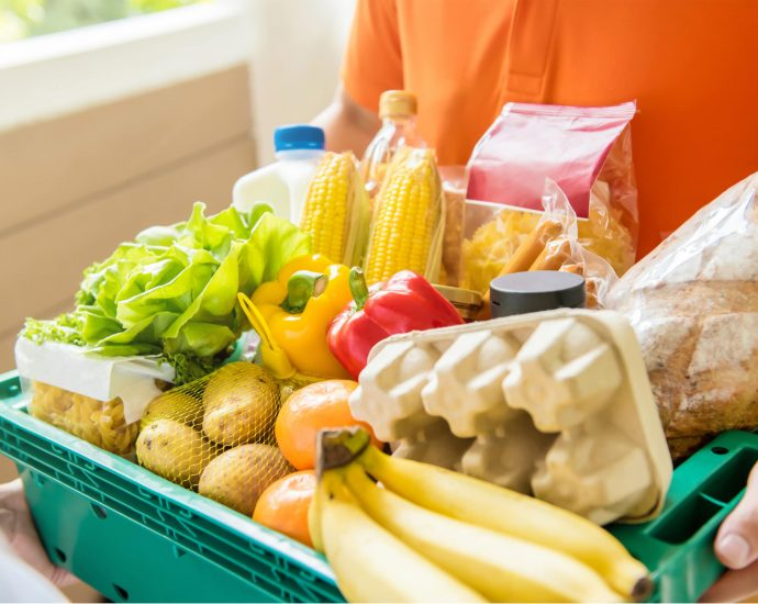 How to Get Groceries Delivered at Home?