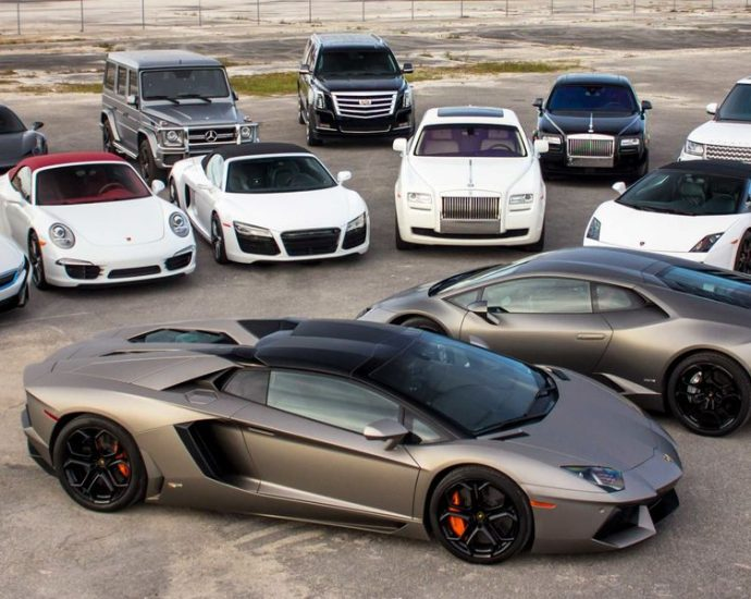 The Exotic Car Rental Market - How to Choose Luxury Cars for Your Next Vacation